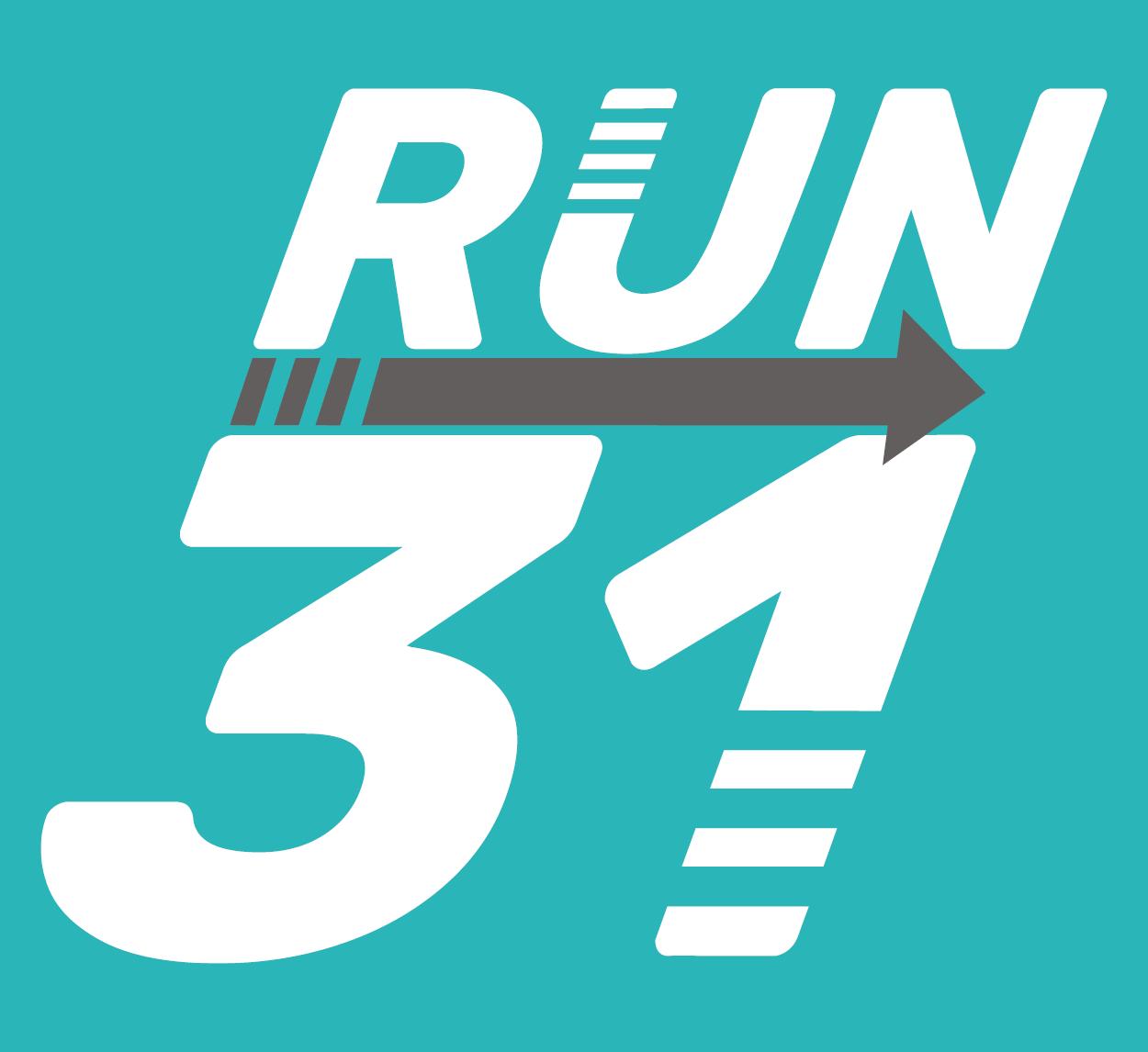 Run 31 charity logo